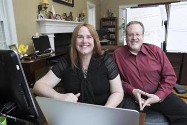 "Deborah J. Drew and Ian M. Striffler are motivated by the Army credo ""we don't leave somebody behind"" in their quest to make drugs available to all."